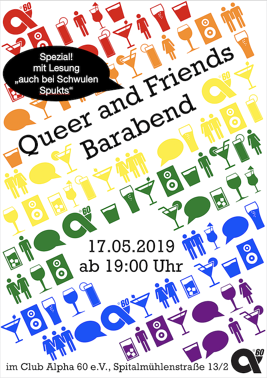 Queer and Friends Barabend Spezial