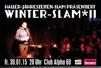 Freitag, 30.1.15: WINTER-SLAM*II